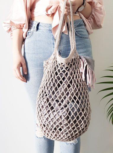 Rustic Market Bag